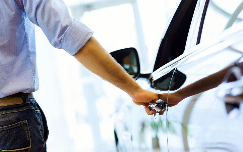 Les portières de votre voiture seront déverrouillées en tout sécurité